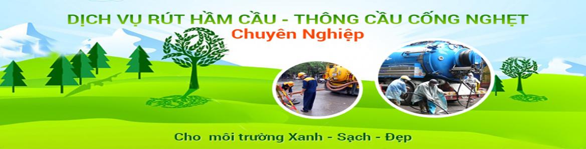 Địa chỉ hút hầm cầu uy tín tại TPHCM