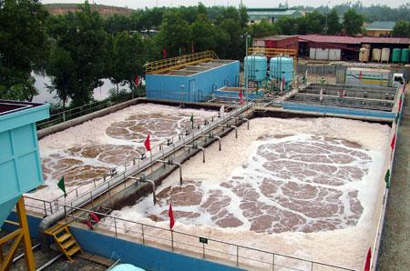 Xử lý nước thải bằng công nghệ mới